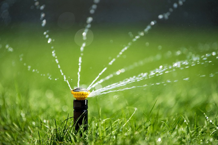 3 Common Irrigation Sprinkler Heads