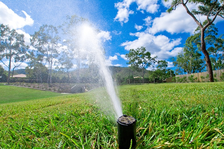 Florida Summer Irrigation Tips