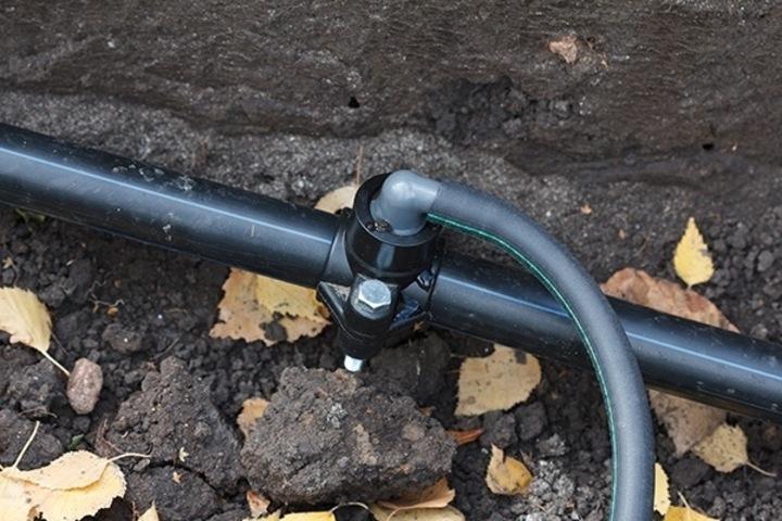 Install Irrigation System